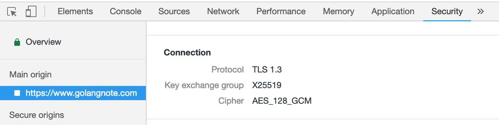 启用TLS1.3